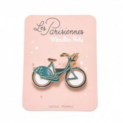 Pin's émaillé bicyclette...
