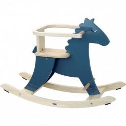 lot Hudada cheval à bascule...