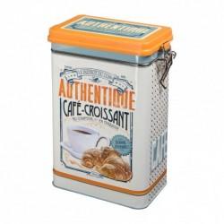 BOITE CAF CAFÉ-CROIS 13X8.5H18