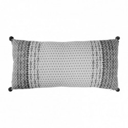 COUSSIN RECTANGL.ODYSSEE NOIR