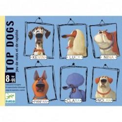 Jeu de cartes Top Dogs