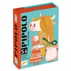Pipolo Jeux de cartes