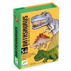 Batasaurus Jeux de cartes