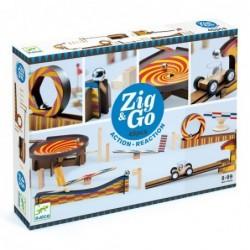 Zig & Go - Wroom - 45 pcs