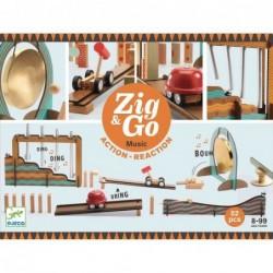 Zig & Go - Music - 52 pcs